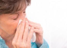 allergy in winter