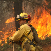 Butte Lighting Fires In Northern California Grow To Force Evacuations